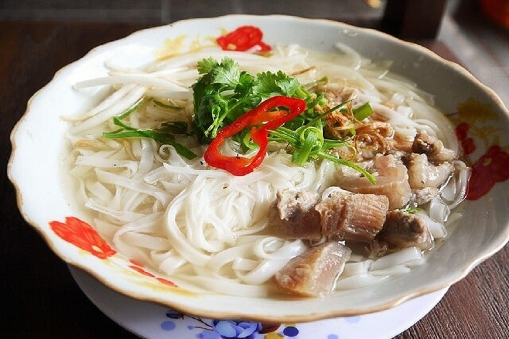 This is the best Vietnamese restaurant in Tanimachi, Quancom 11